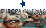 Europa Cinemas en vitrine à Varsovie