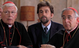 Moretti's Pope suffers from stress