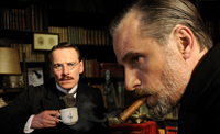 A Dangerous Method sets love affair in the beginnings of Psychoanalysis
