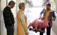 Van Passel's off-the-wall comedy Madonna's Pig hits screens