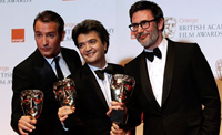 The Artist sweeps BAFTAs