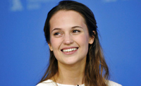 Alicia Vikander re-teams with Pure Director