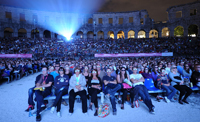 Pula sets world record for 3D screening