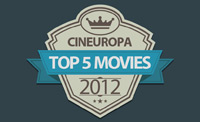 TOP 5 European Movies of 2012