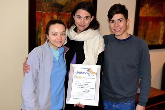 Cineuropa Prize