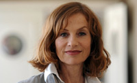 Folies Bergères for Isabelle Huppert