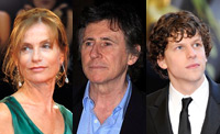 Huppert, Byrne and Eisenberg confirmed for Trier's Louder Than Bombs