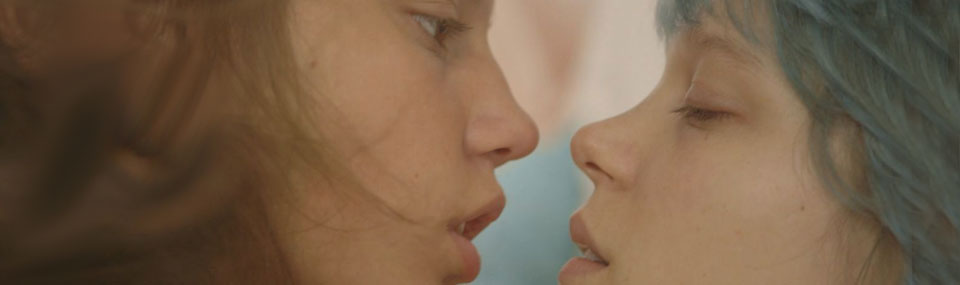 Blue Is the Warmest Colour - by Abdellatif Kechiche - Cannes 2013 - Competition