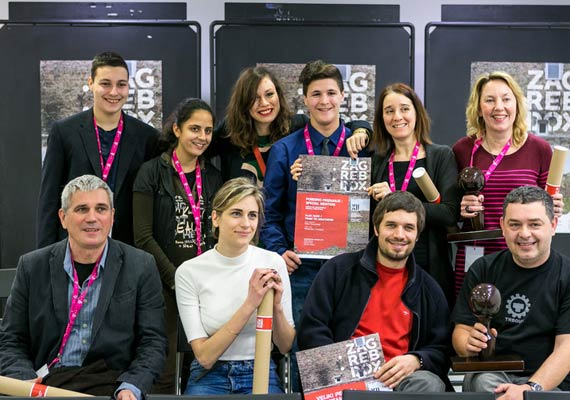 Poet on a Business Trip and 4.7 win at ZagrebDox