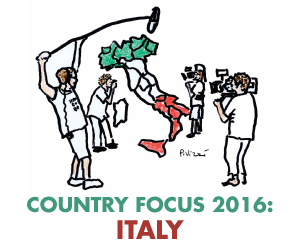 Country Focus Italy