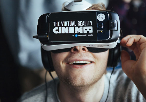 Virtual reality: A platform for film and media creativity?