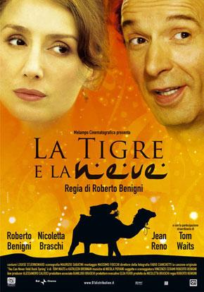 Le Tigre et la neige (La tigre e la neve) - Cineuropa
