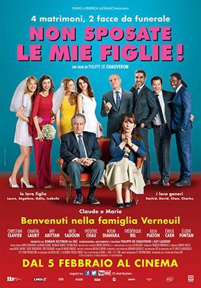 Serial Bad Weddings Qu Est Ce Qu On A Fait Au Bon Dieu Cineuropa