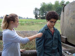 Resultado de imagen para Young ahmed(Jean-Pierre y Luc Dardenne)