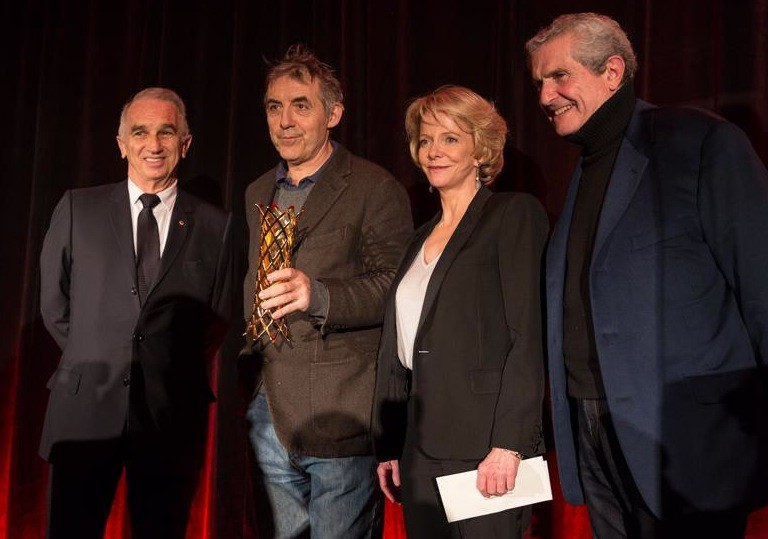 Pascal Caucheteux and Grégoire Sorlat voted Best Producers of the Year