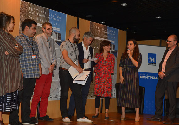La Dernière reine awarded at the Cinemed Meetings