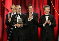 Champions picks up the Goya Award for Best Film