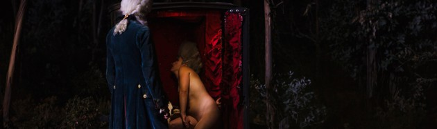 Liberté - by Albert Serra - CANNES 2019: Albert Serra invites us to partake in the nocturnal wanderings of a group of sadien libertines as the liminal surrounds of the forest rustle with their desires