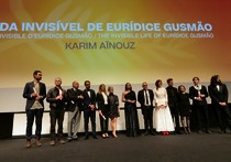 Un Certain Regard gives its top prize to The Invisible Life of Eurídice Gusmāo