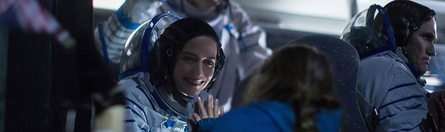 Proxima - by Alice Winocour - France's Alice Winocour puts her name to an original and very well-executed film on space exploration, painting a portrait of a female astronaut and her daughter