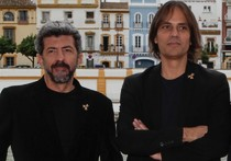 Director Alberto Rodríguez and screenwriter Rafael Cobos continue to work side by side on the second series of Movistar+'s The Plague, presented at the Seville European Film Festival