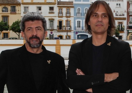 Alberto Rodríguez and Rafael Cobos • Director and writer of The Plague