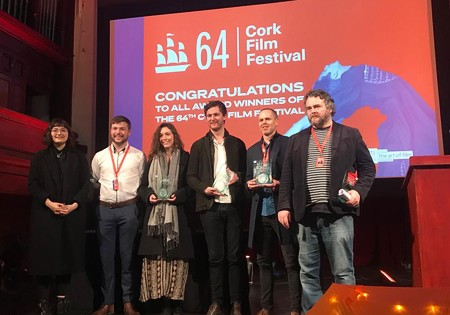 The Cork Film Festival wraps its 64th edition