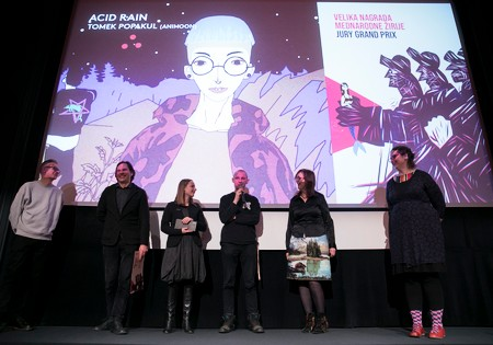 Acid Rain triumphs at Animateka