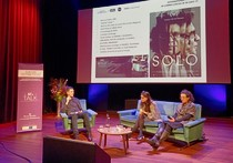 Europa Distribution brings Solo to IDFA's Industry Talk