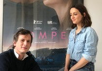 BERLINALE 2020: We met with Anna Falguères and John Shank whose first feature film Pompéi is screening within the Generation 14plus line-up