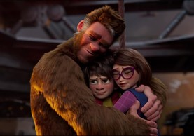 Bigfoot Family - by Ben Stassen and Jérémie Degruson - French and Belgium releases August 5