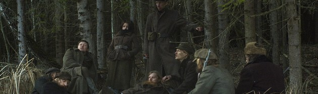 In the Dusk - by Sharunas Bartas - Sharunas Bartas competes for San Sebastián's Golden Shell with this tale of a Lithuanian partisan movement set in the winter of 1948
