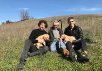 We talked to Gregory Kershaw and Michael Dweck, the duo behind one of the biggest delights of the year, The Truffle Hunters