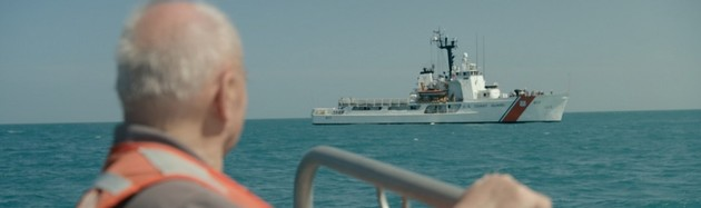 "The Jump - by Giedre Zickyte - Giedrė Žickytė's documentary centres on the moving story of the Kudirka incident, known for several years as the US Coast Guard's ""Day of Shame"""