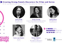 "Meetings on the Bridge is ""creating strong female characters"""