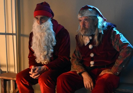 Ivaylo Penchev in post-production with the ensemble tragicomedy Uncle Christmas