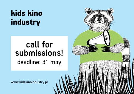 Kids Kino Industry 2021 is accepting new projects